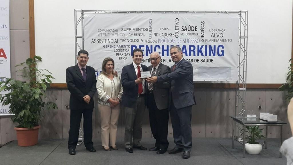 Fundação José Silveira é vencedora do Prêmio Benchmarking FESFBA 2017