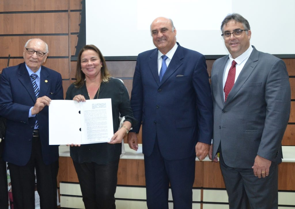 FJS, MP e SEAP firmam cooperação técnica para o combate à tuberculose no sistema prisional