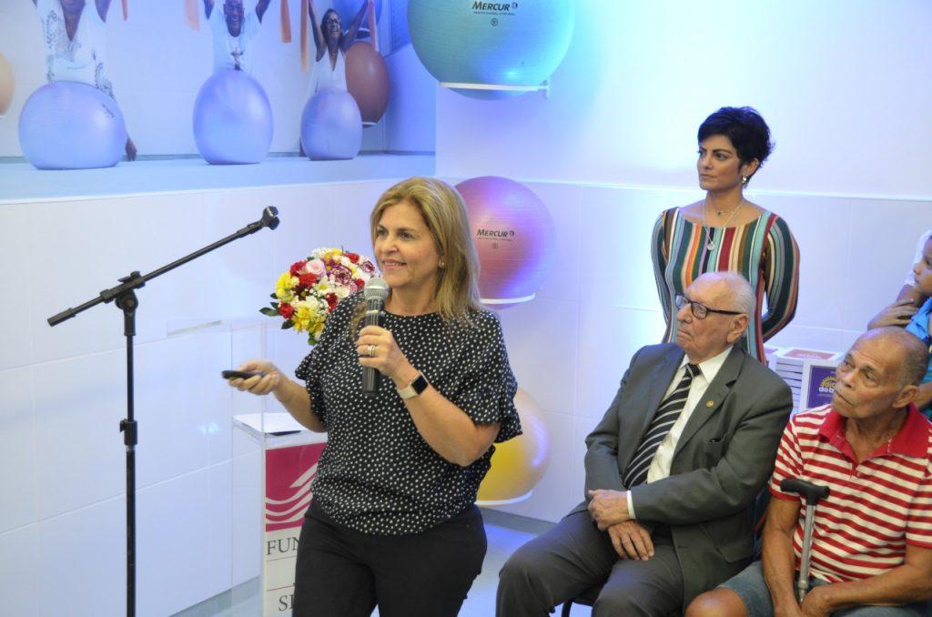 Fundação José Silveira entrega setor de pós-reabilitação do IBR reformado com recursos arrecados em 2018