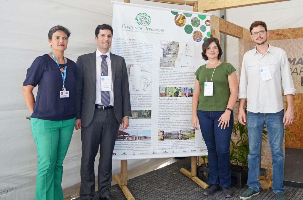 Programa Arboretum: projeto gerido pela FJS é apresentado na Semana do Clima da América Latina e Caribe