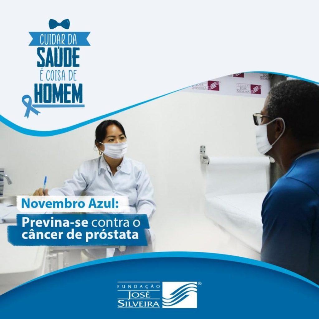 Fundação José Silveira promove mutirão de consultas voltadas à saúde do homem