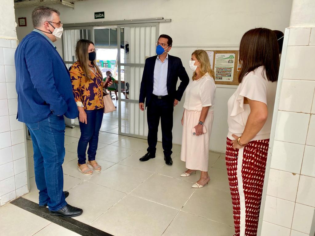 IBR recebe visita da alta gestão da Bradesco Saúde