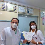 UTI do Hospital Santo Amaro recebe certificado Epimed AMIB