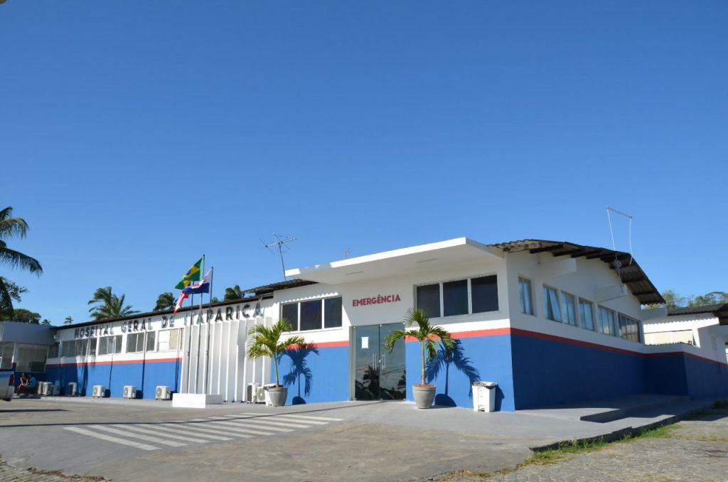 Hospital Geral de Itaparica oferece atendimento de qualidade para cerca de 65 mil pessoas